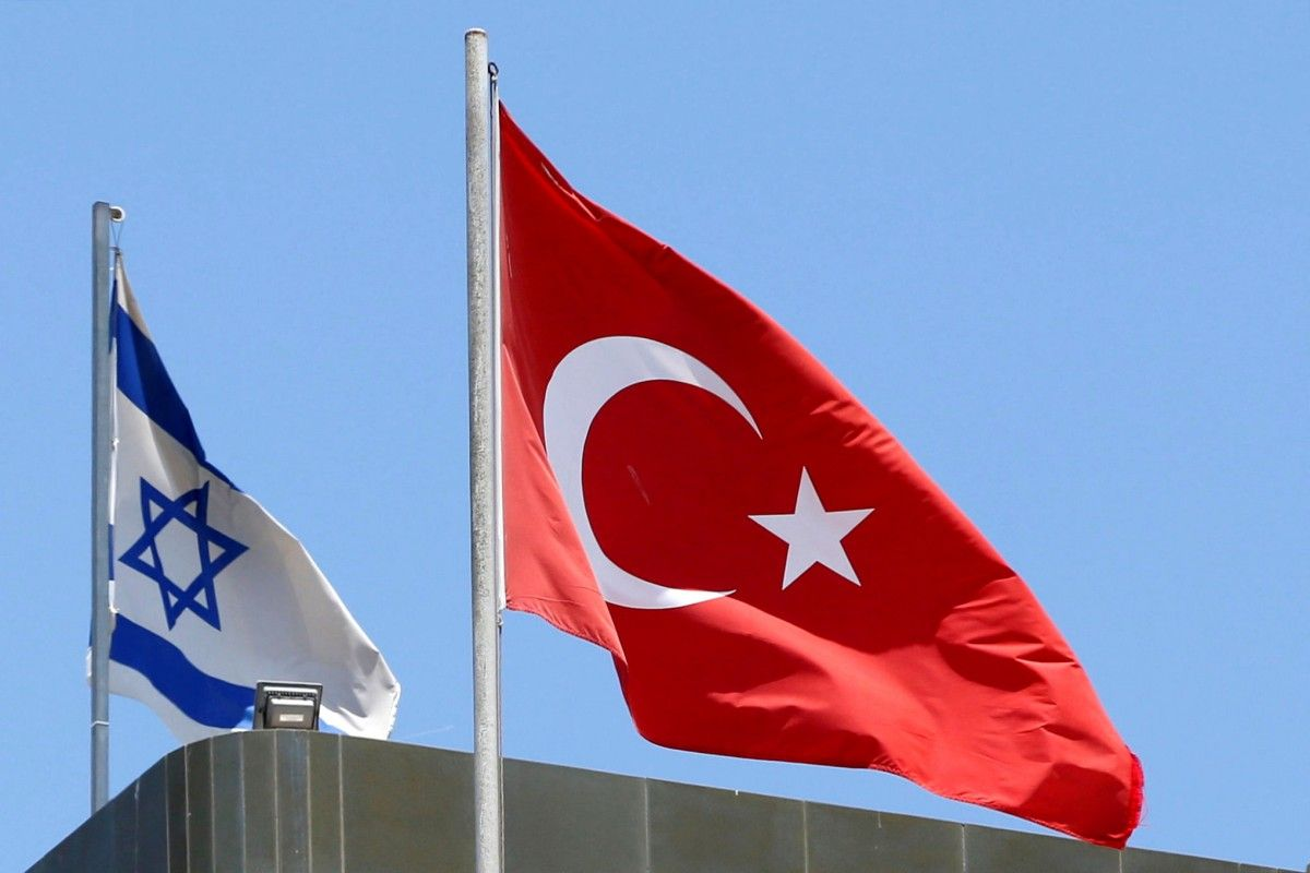 Турция примирилась сИзраилем за20 млн долларов