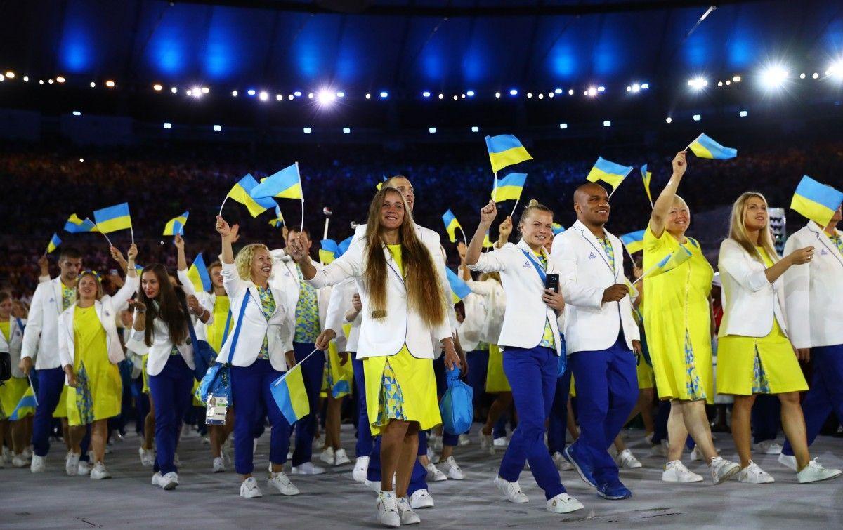 Украина установила наОИ вРио медальный антирекорд