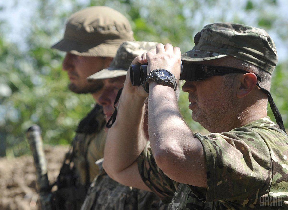 Российская Федерация готовит очередные военные учения уграницы Украины— Турчинов