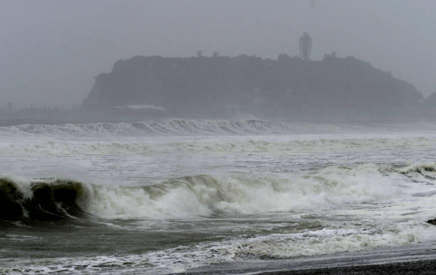На Китай насувається 21-й у цьому році тайфун / Фото japantimes.co.jp