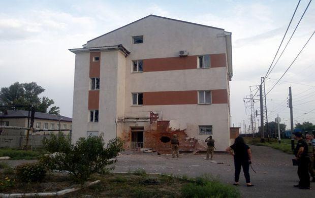 Железнодорожное сообщение сАвдеевкой остановили из-за обстрела боевиков