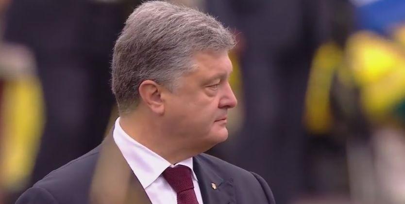 Порошенко расставил акценты: Почему ВСУ неосвобождают Донбасс военным путем