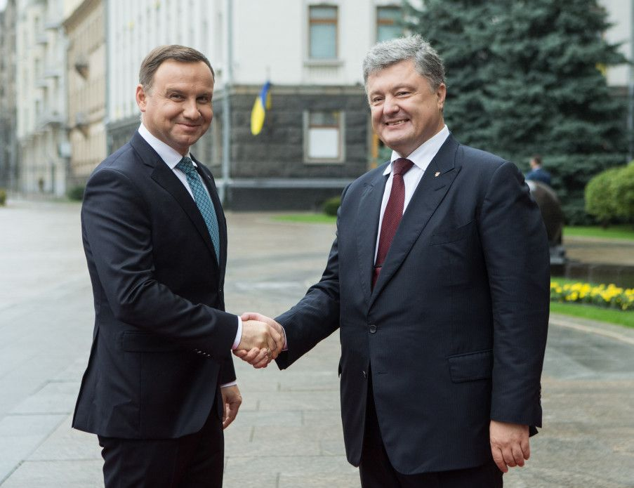 Дуда / president.gov.ua