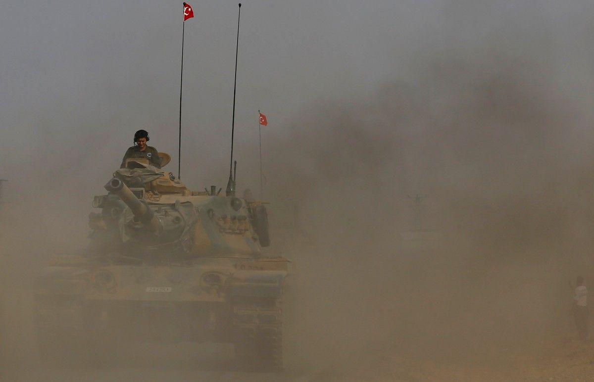 Турецкие военные убили 15-летнего подростка награнице сСирией