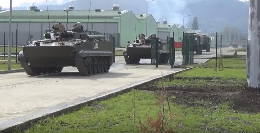 Путин объявил внезапную проверку боеготовности вооруженных сил, в том числе близ границ с Украиной / Скриншот