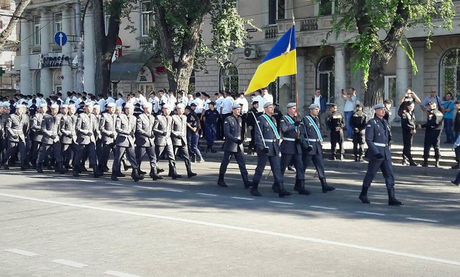 Украинские военные примут участие ввоенном параде вКишиневе