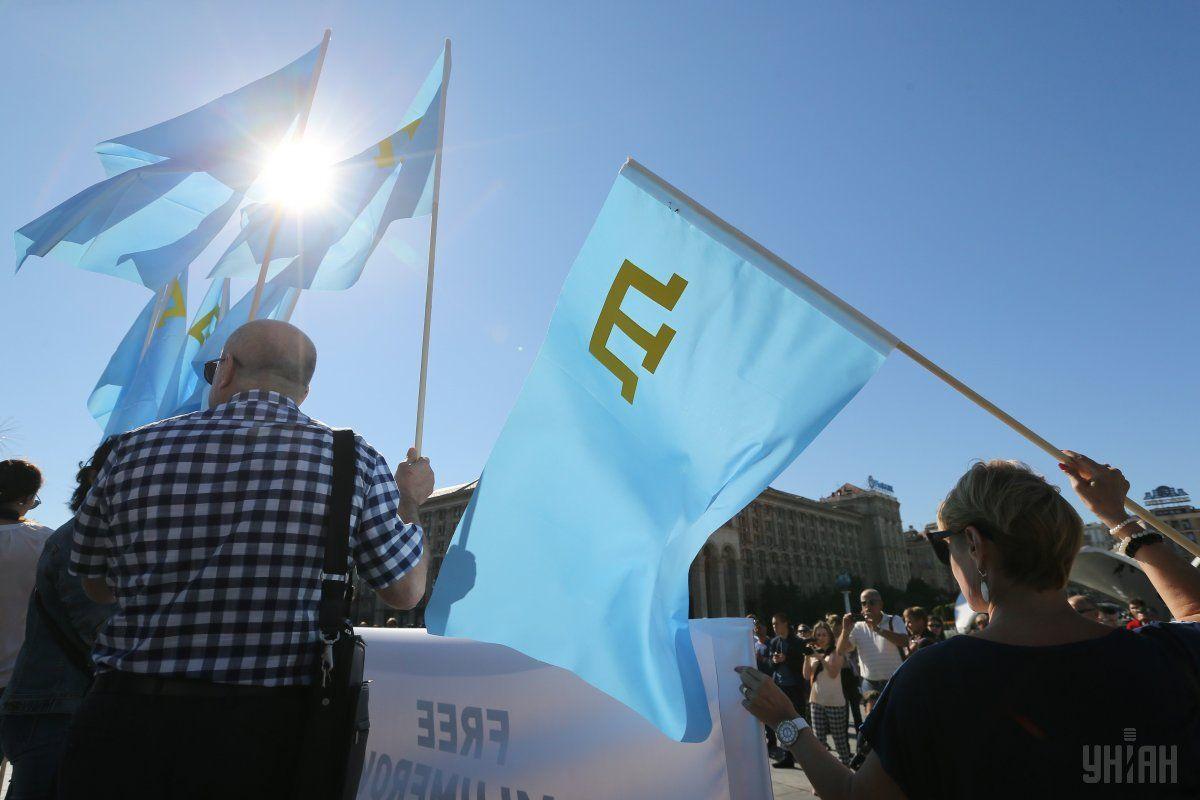 ВР вважає, що заборона діяльності Меджлісу кримськотатарського народу в Криму є продовженням радянських репресій / УНІАН