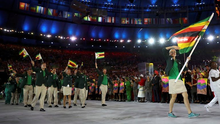 Мугабе распорядился арестовать олимпийскую сборную Зимбабве