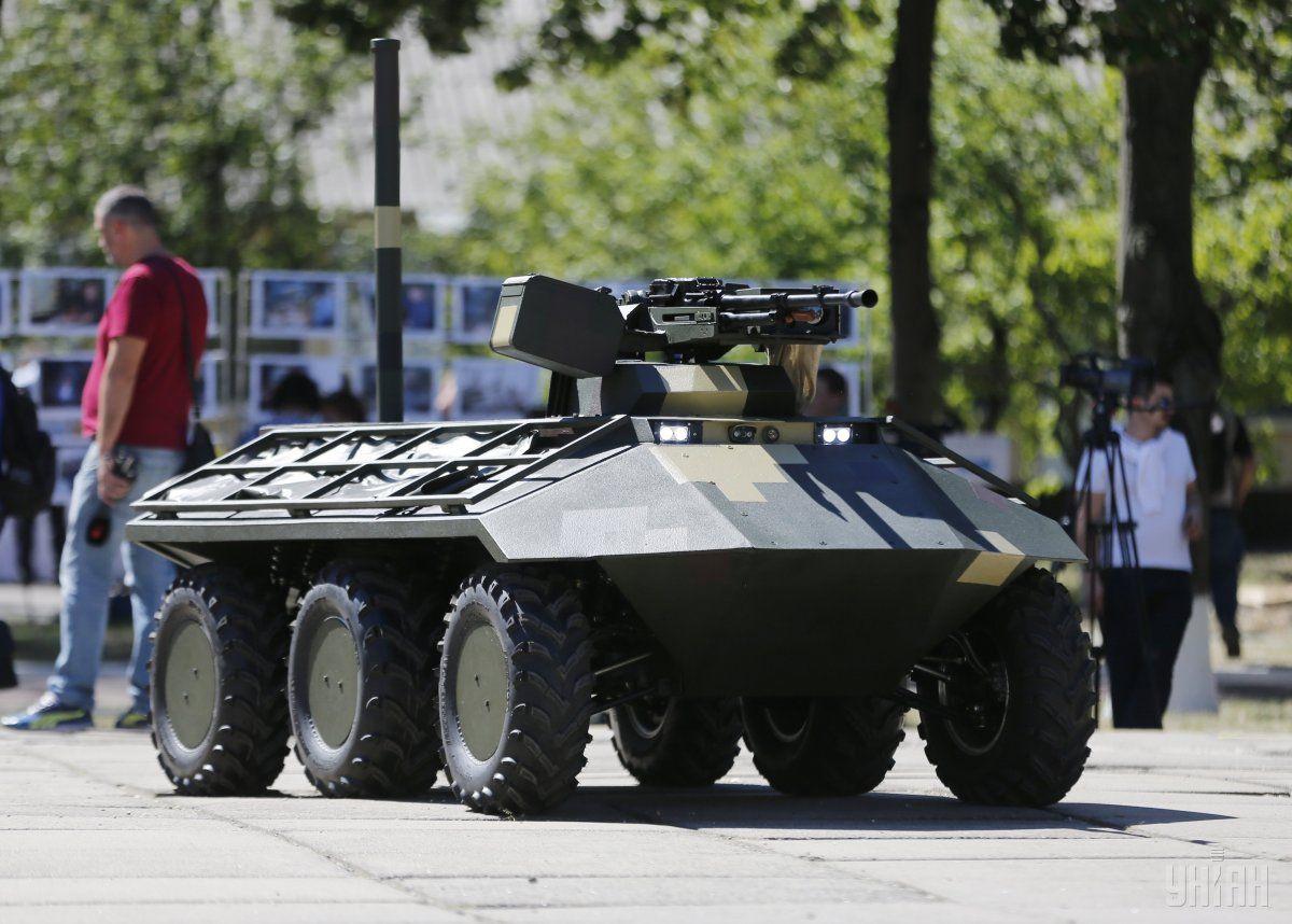Укроборонпром сказал  силовикам свыше 6 тыс. единиц вооружения