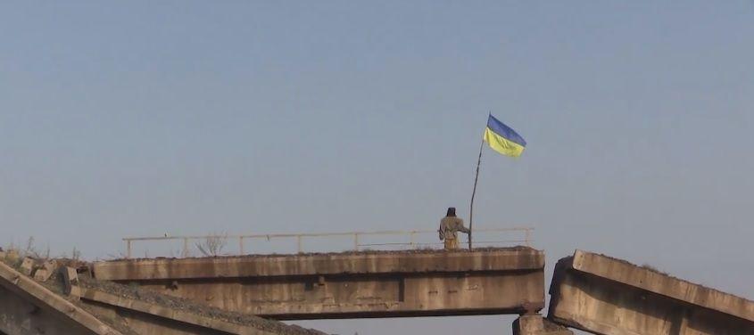 За прошедшие сутки вследствие боевых действий погибших среди украинских войск нет / Скриншот видео