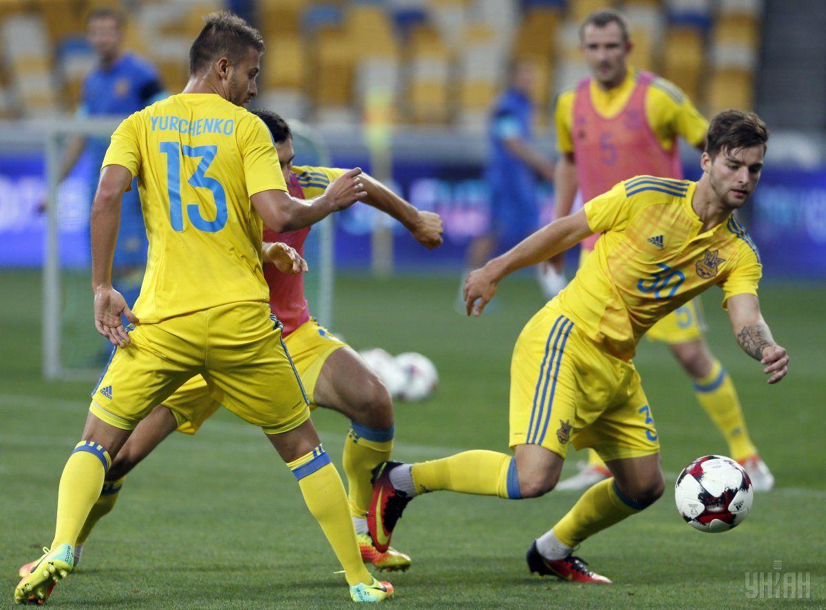 Украинская сборная не забила ни одного гола на Евро-2016 / УНИАН