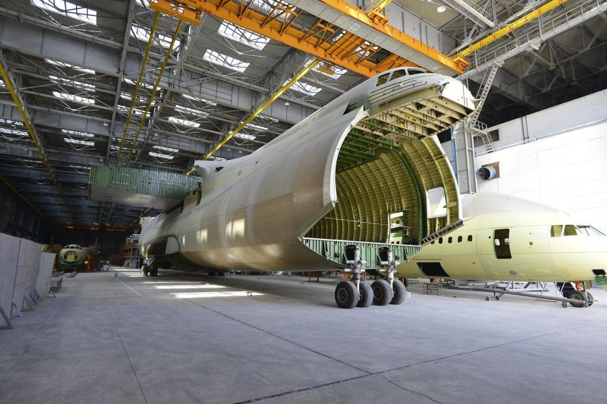Photo from facebook.com/antonov.company.ua