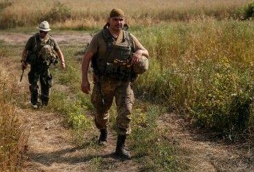 У штабі АТО відзначають деяке зменшення активності бойовиків на Донбасі