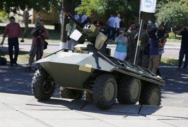 Новий український робот може піти до АТО вже в 2018 році - ЗМІ