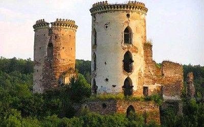 На Тернопільщині вдаються до нестандартних рішень, щоб врятувати середньовічні замки title=