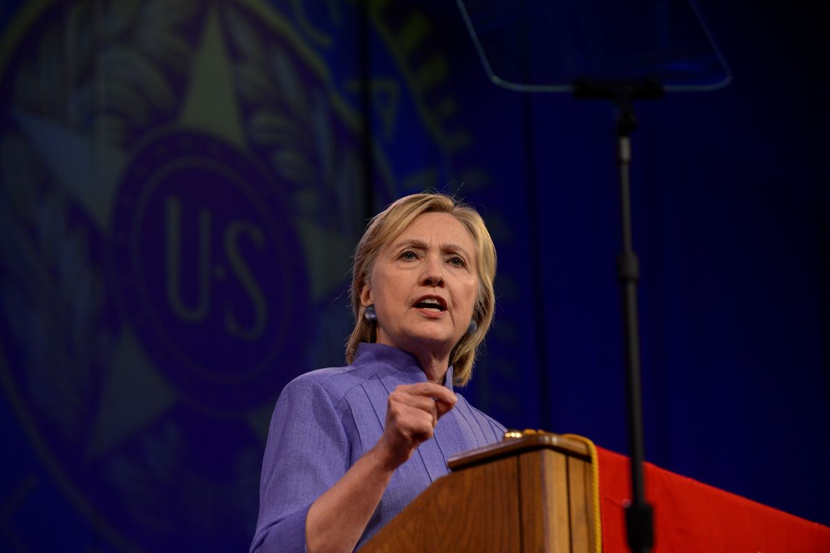 ФБР опубликовало выдержки издопроса Хиллари Клинтон