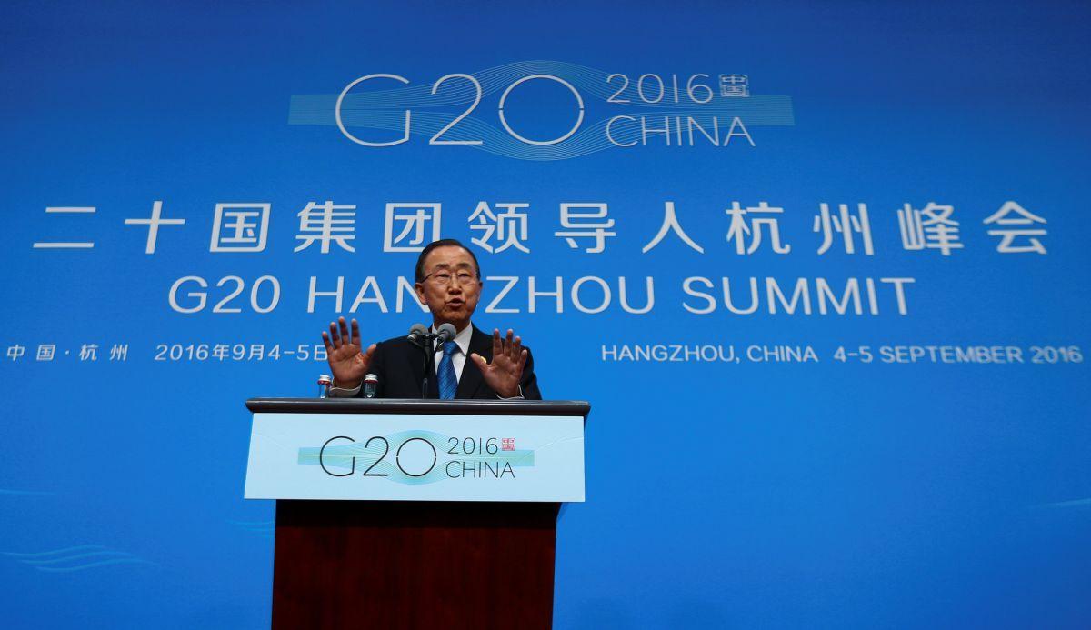 Генеральный секретарь ООН призвал одолеть бедность вмире до 2030-ого года