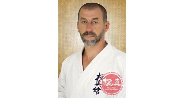 Олег Мединський / Фото kyokushinkarate.com.ua