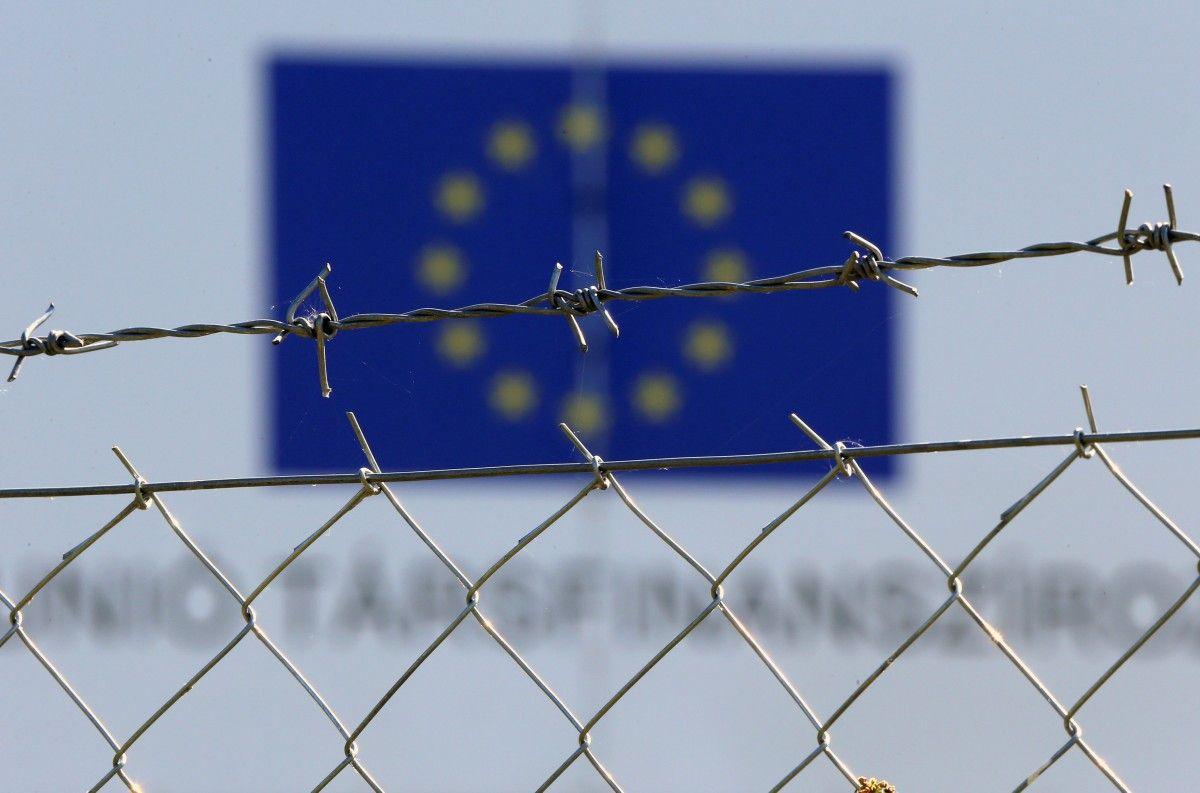 пєтухов припустили, що Україна могла б прийняти мігрантів для отримання безвиза/ REUTERS