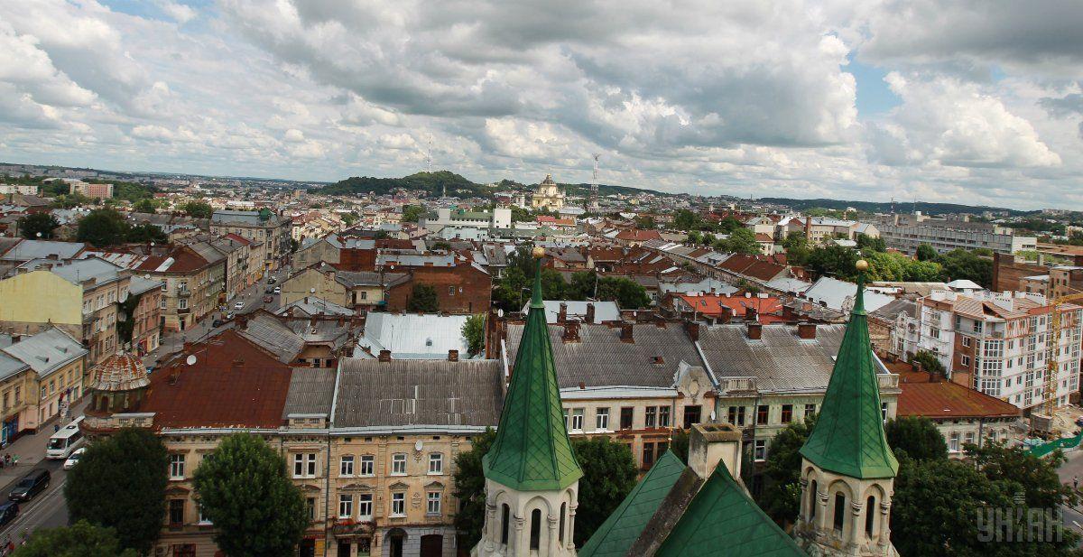 У Львові дозволили будувати ще дві багатоповерхівки / Фото УНІАН