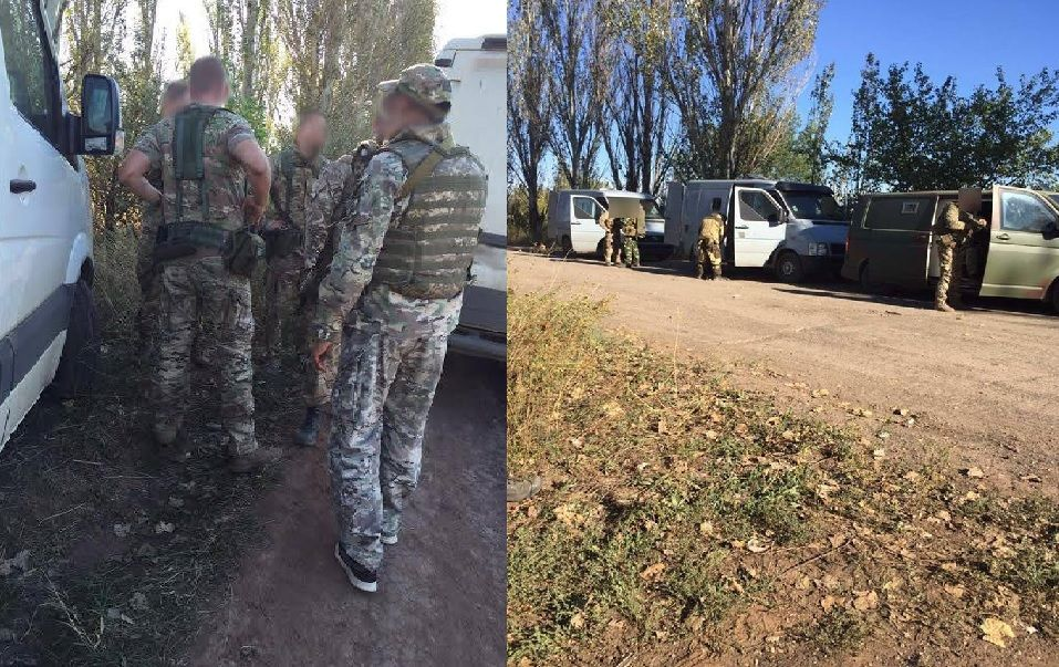 Масштабная спецоперация всерой зоне АТО: Правоохранители перекрыли поставки продовольствия боевикам