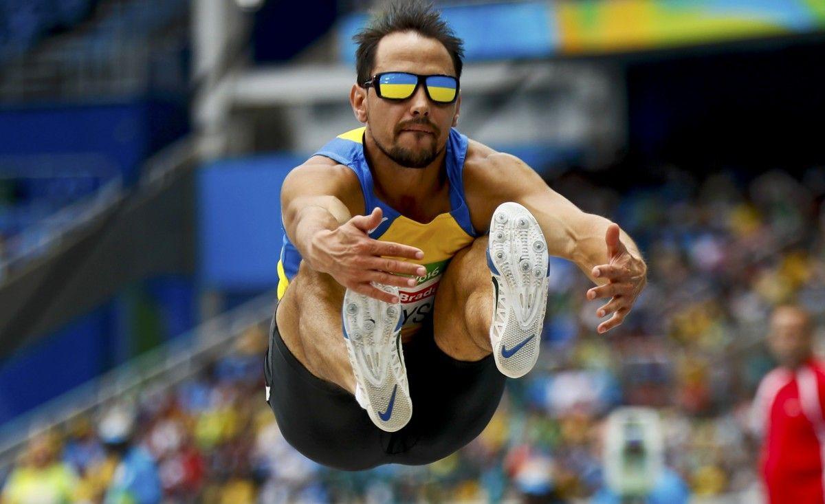 Легкоатлет Данилюк принес первую награду Украине наПаралимпиаде— бронза втолкании ядра