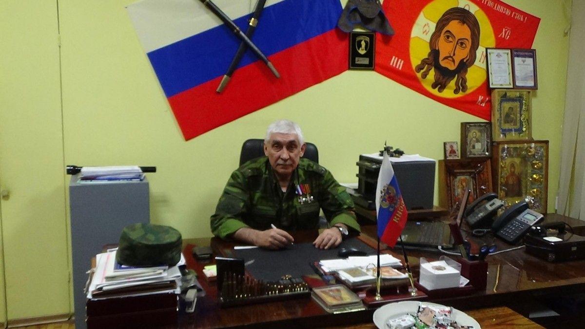 ДепутатРФ сообщил осмерти «комбрига» донецких боевиков
