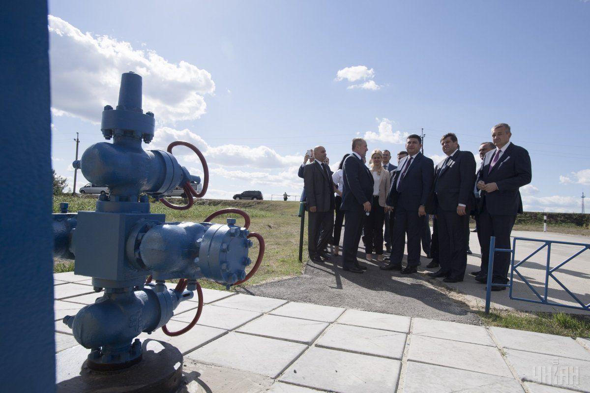 Украина рассчитывает отказаться от импорта газа к 2020 году – Гройсман