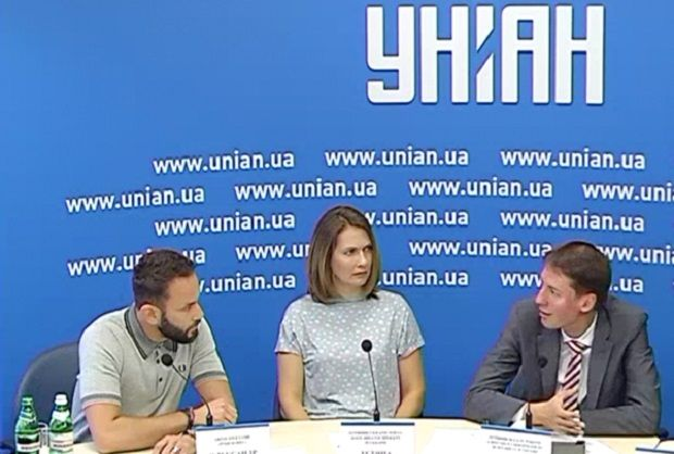 Vilcinskas: European buyer is interested in high-quality Ukrainian products / Photo from UNIAN