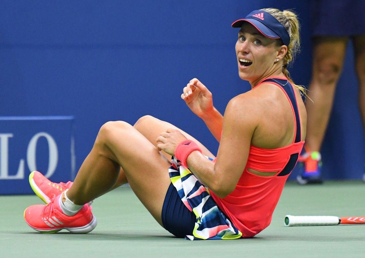 Кербер впервый раз вкарьере стала чемпионкойUS Open