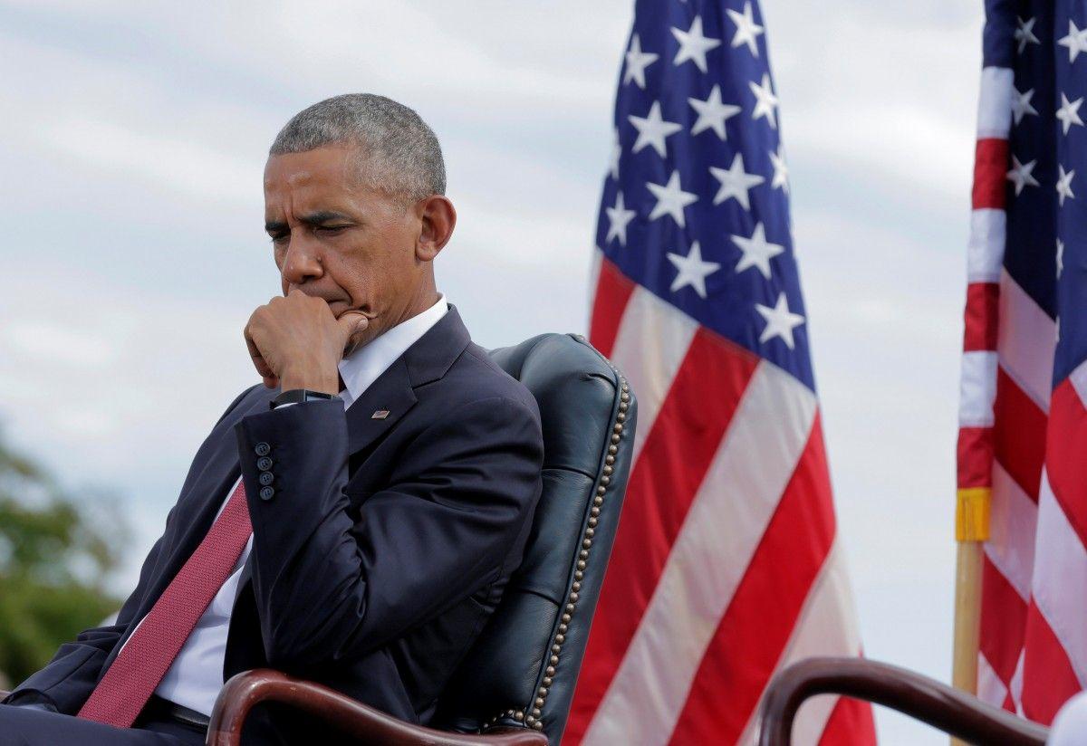 Конгрес США вперше відкинув вето Обами назакон
