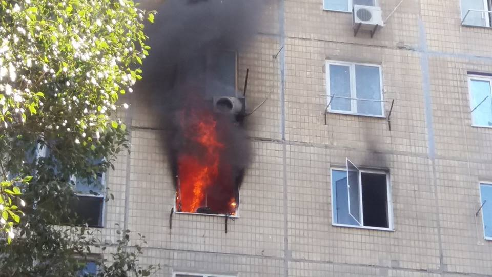 Завчерашний день вгосударстве Украина случилось 78 пожаров, два человека погибли
