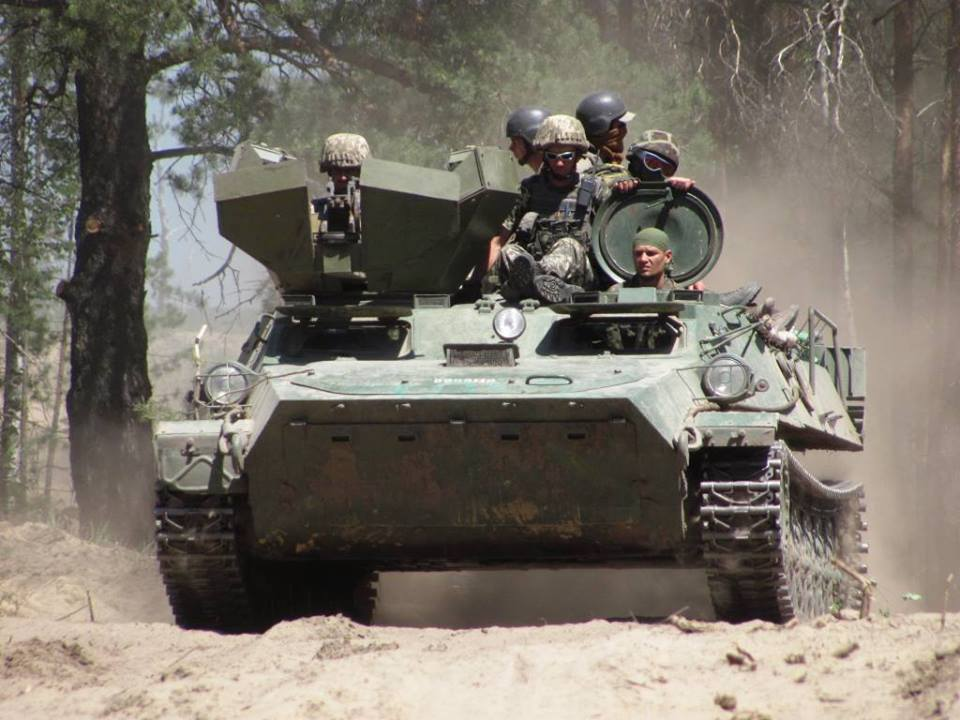 Прес-служба Оперативного Командування