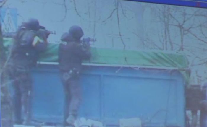 Расстрелы наМайдане: вделе появилось новое видео