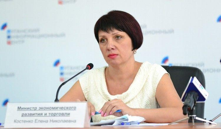ВЛуганской области под суд пойдет «министр экономразвития ЛНР»