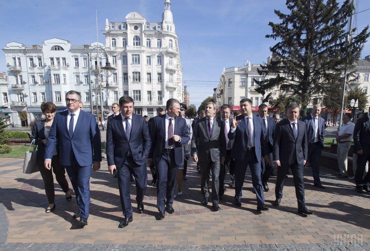 Загальний бюджет програми становить 102 млн євро / Фото УНИАН