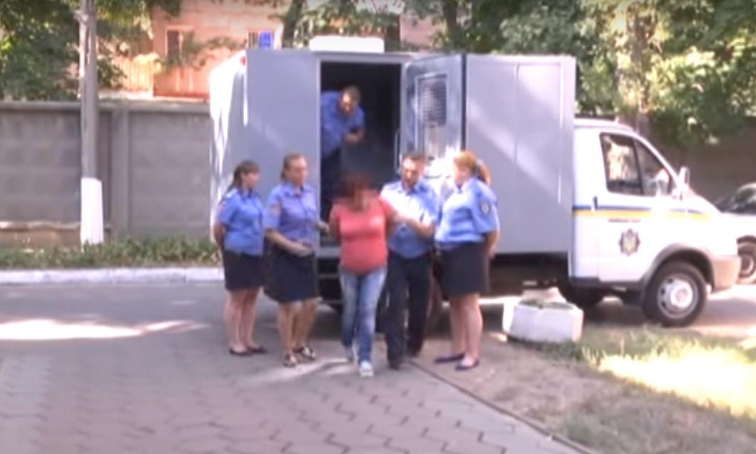 Кадр из видео ICTV