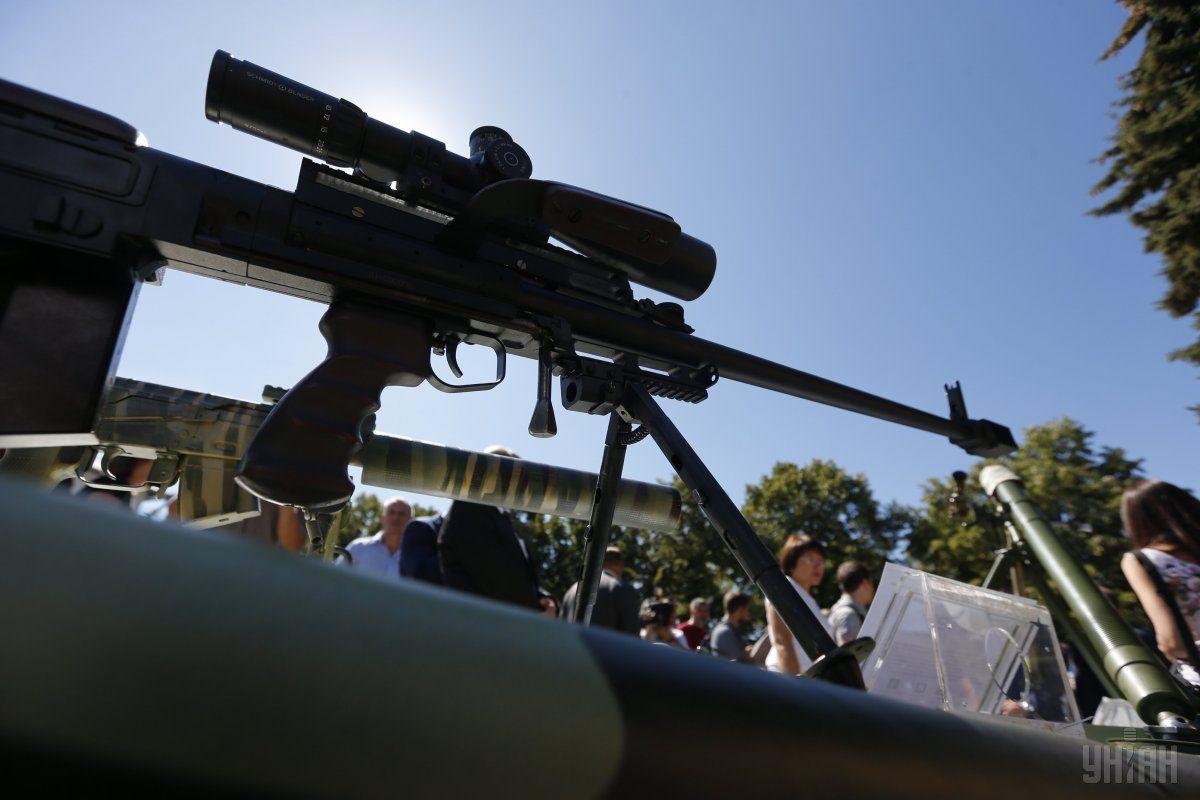 Украина заняла 9-е место в списке крупнейших экспортеров вооружений в мире / УНИАН