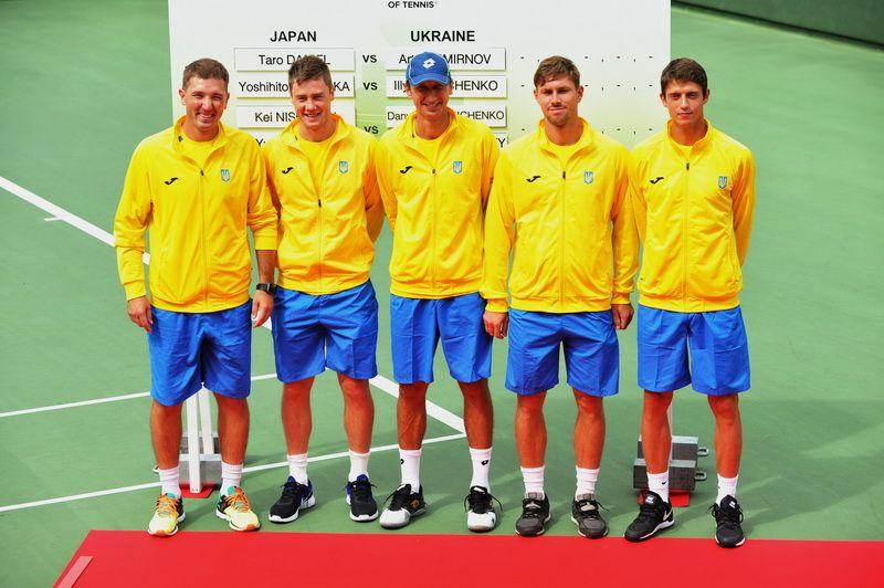 Марченко снизил шансы Украины выйти вэлиту Кубка Дэвиса
