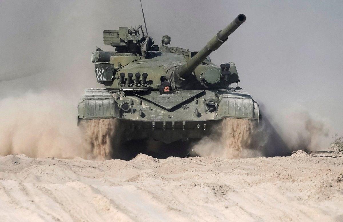 Украина за $600 млн модернизирует танки Пакистана
