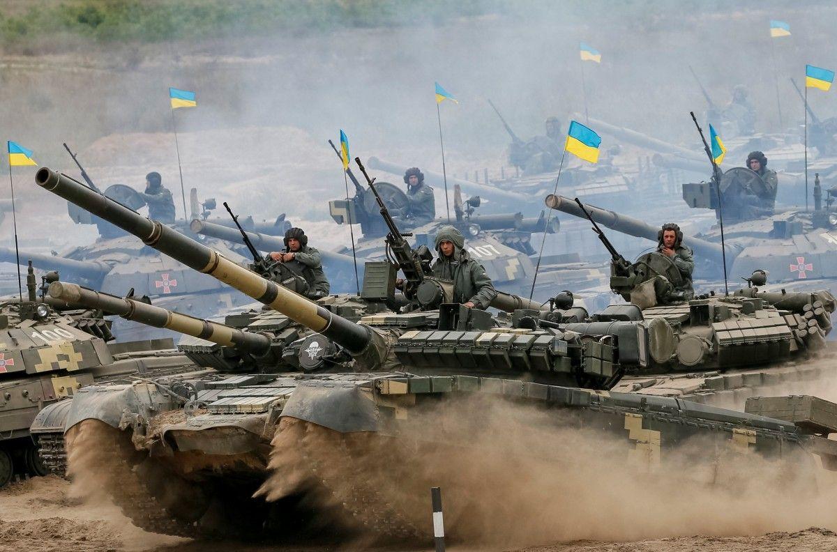Украинские военные / REUTERS