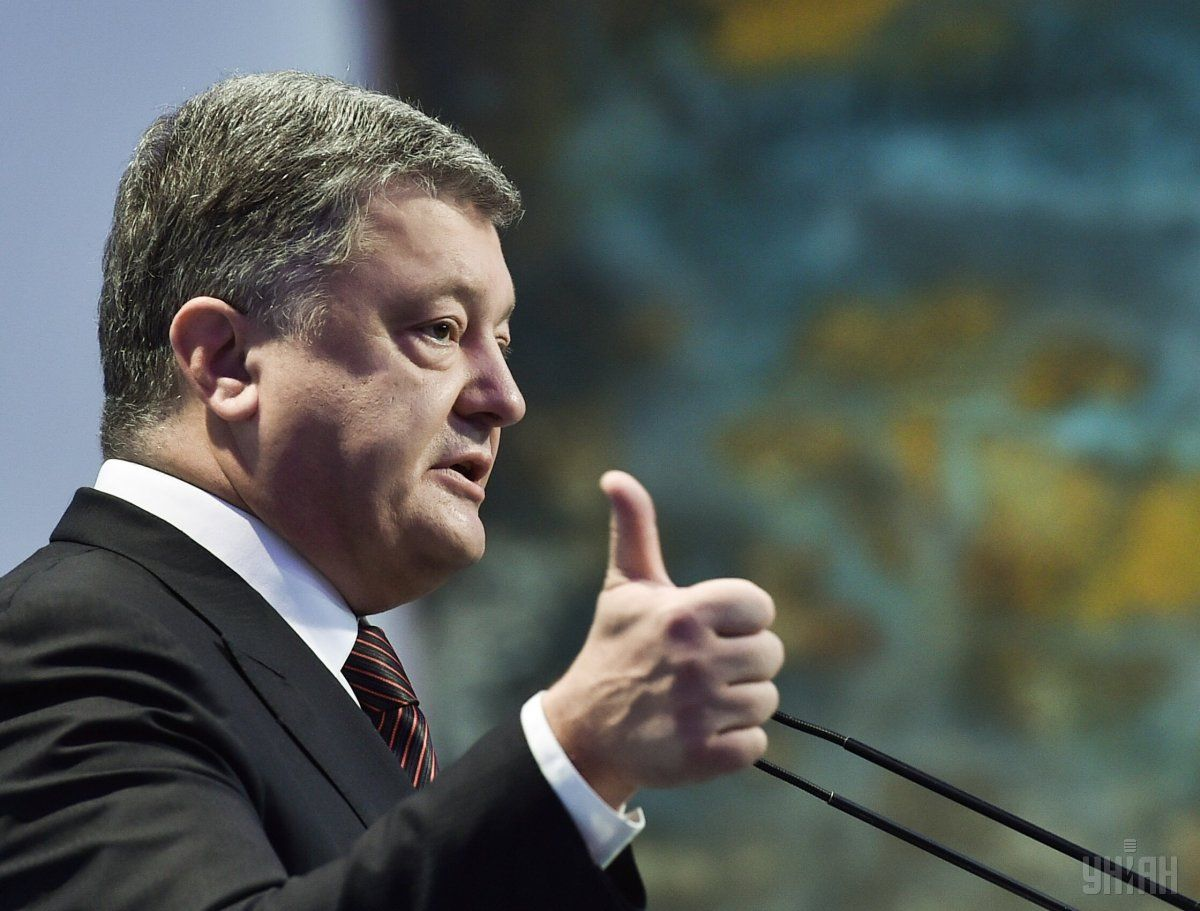 Poroshenko explains why Ukraine conducts missile tests near occupied Crimea