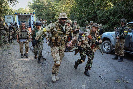 ИзУкраины выдворяют грузина— добровольца батальона «Донбасс»
