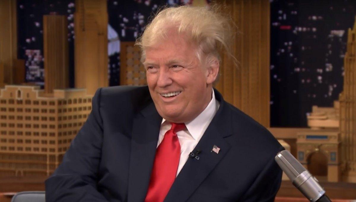 Новий президент США Дональд Трамп / Кадр з відео NBC
