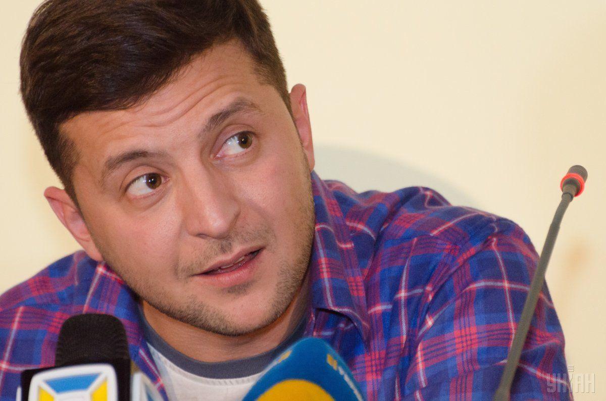 «Квартал 95» показали ответ наскандал сшуткой оПорошенко