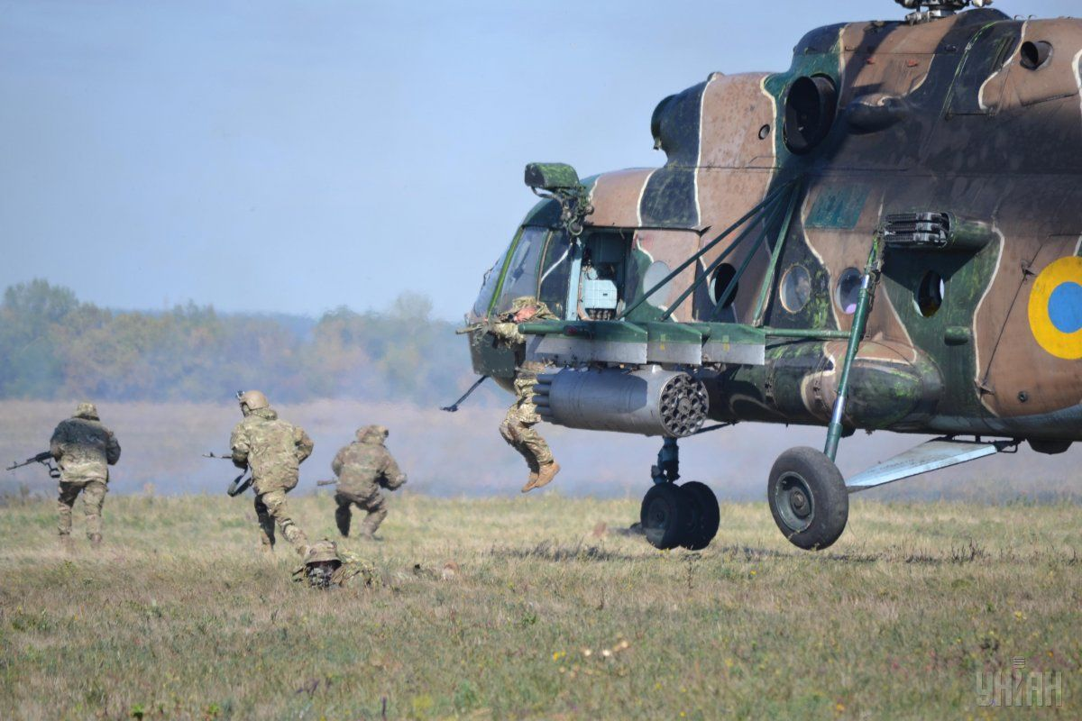 Іноземних військових можуть допустити до навчань на території України / УНИАН