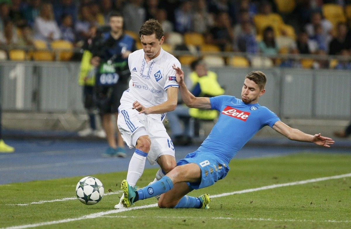 «Заря» драматично обыграла «Динамо» ивышла на 2-ое место вчемпионате государства Украины