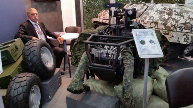 Проект російського робота-