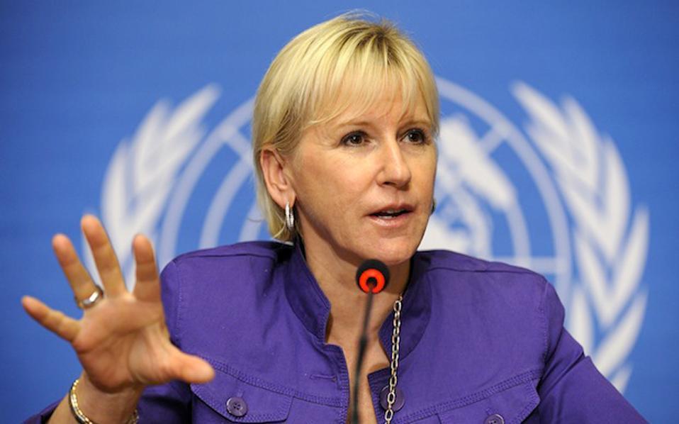 Швеция непризнает выборы в Государственную думу Российской Федерации вКрыму,— руководитель МИД