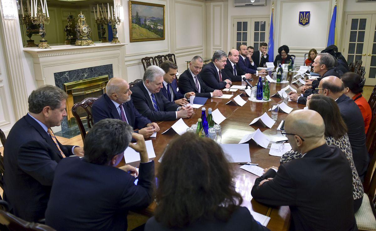 Отказа от встречи со стороны Трампа не было. Не совпали графики, - Порошенко объяснил, почему не встретился с кандидатом в президенты США - Цензор.НЕТ 6373